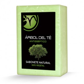 Sabonete 100% Vegetal de Árbol del Té - Antisséptico