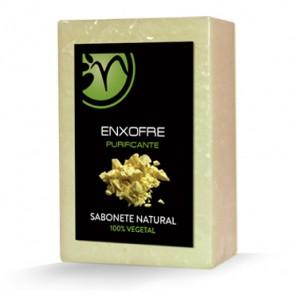 Sabonete 100% Vegetal de Enxofre - Purificante