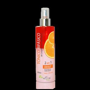 Tónico Bifásico de Limpeza com Vitamina C