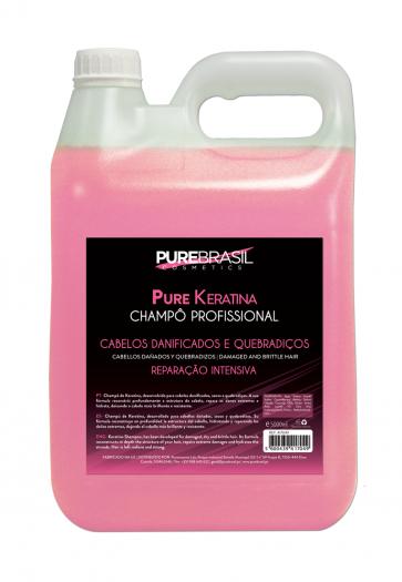 Champô Pure Keratina 5Lts.