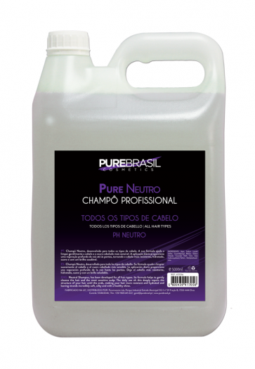 Champô Pure Neutro 5Lts.