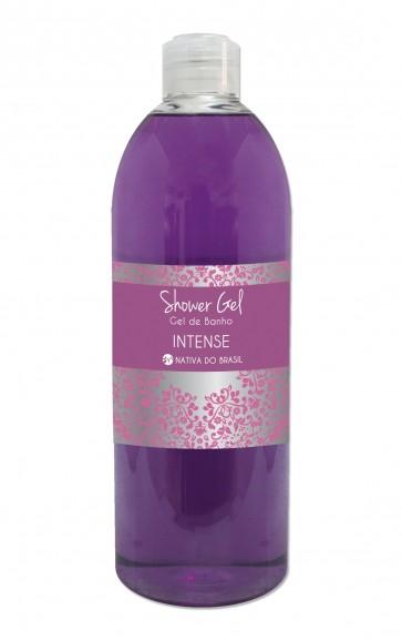 Shower Gel Intense 750 ml
