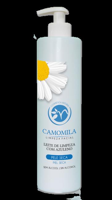 Leite de Limpeza com Camomila - Pele Seca 500ml