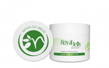 Royal Jelly- Creme Facial Nutritivo 125ml