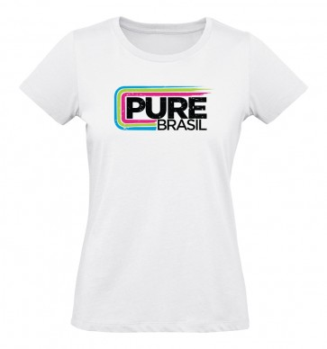 T-Shirt Colorful Woman