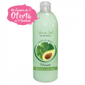 Campanha Shower Gel Cremoso