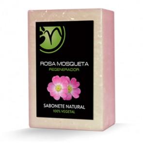 Sabonete 100% vegetal de Rosa Mosqueta - Regenerador