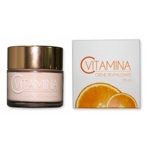 Creme Revitalizante com Vitamina C