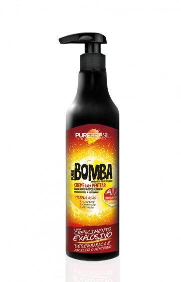 Crema para Peinar Pure Bomba