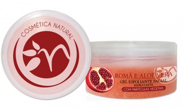 Gel Exfoliante Facial Hidratante