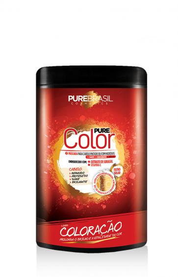 Mascarilla Pure Color