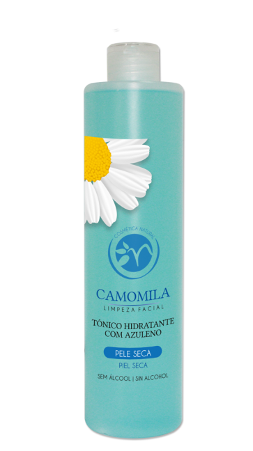 Tónico Hidratante con Manzanilla - Piel Seca 500ml