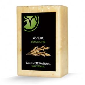 Jabón 100% Vegetal de Avena - Exfoliante