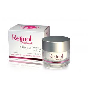 Crema de Retinol y Vitamina C