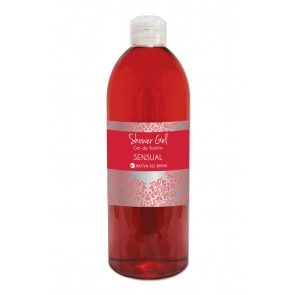 Shower Gel Sensual 750 ml
