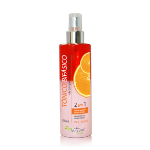 Tónico Bifásico de Limpieza con Vitamina C